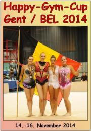 Happy-Gym-Cup Gent 2014