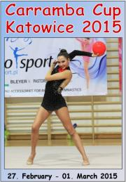 Carramba Cup Katowice 2015