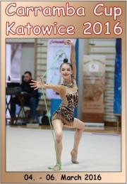 Carramba Cup Katowice 2016
