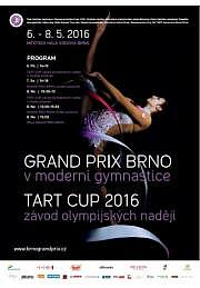 RG Tart-Cup & Grand-Prix Brno 2016 - Photos+Videos