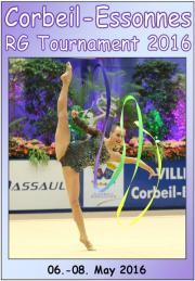 International Tournament Corbeil-Essonnes 2016
