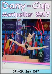 1st Dany-Cup Montpellier 2017