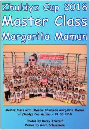 Master Class with Margarita Mamun - Zhuldyz Cup 2018